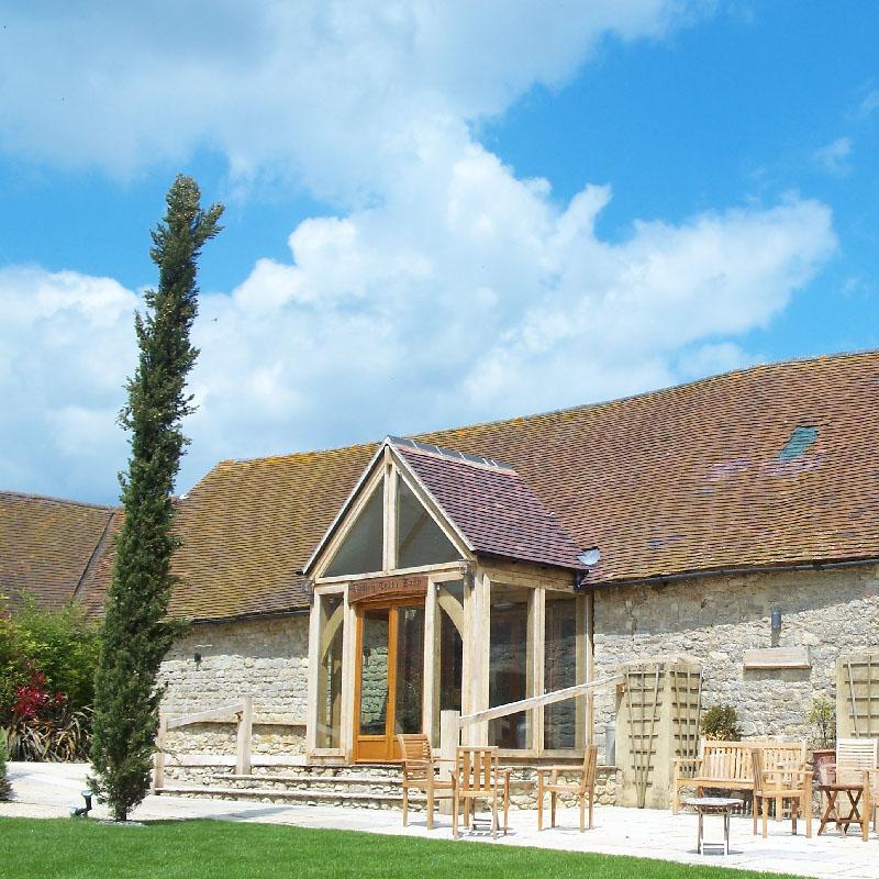 Notley Tythe Barn