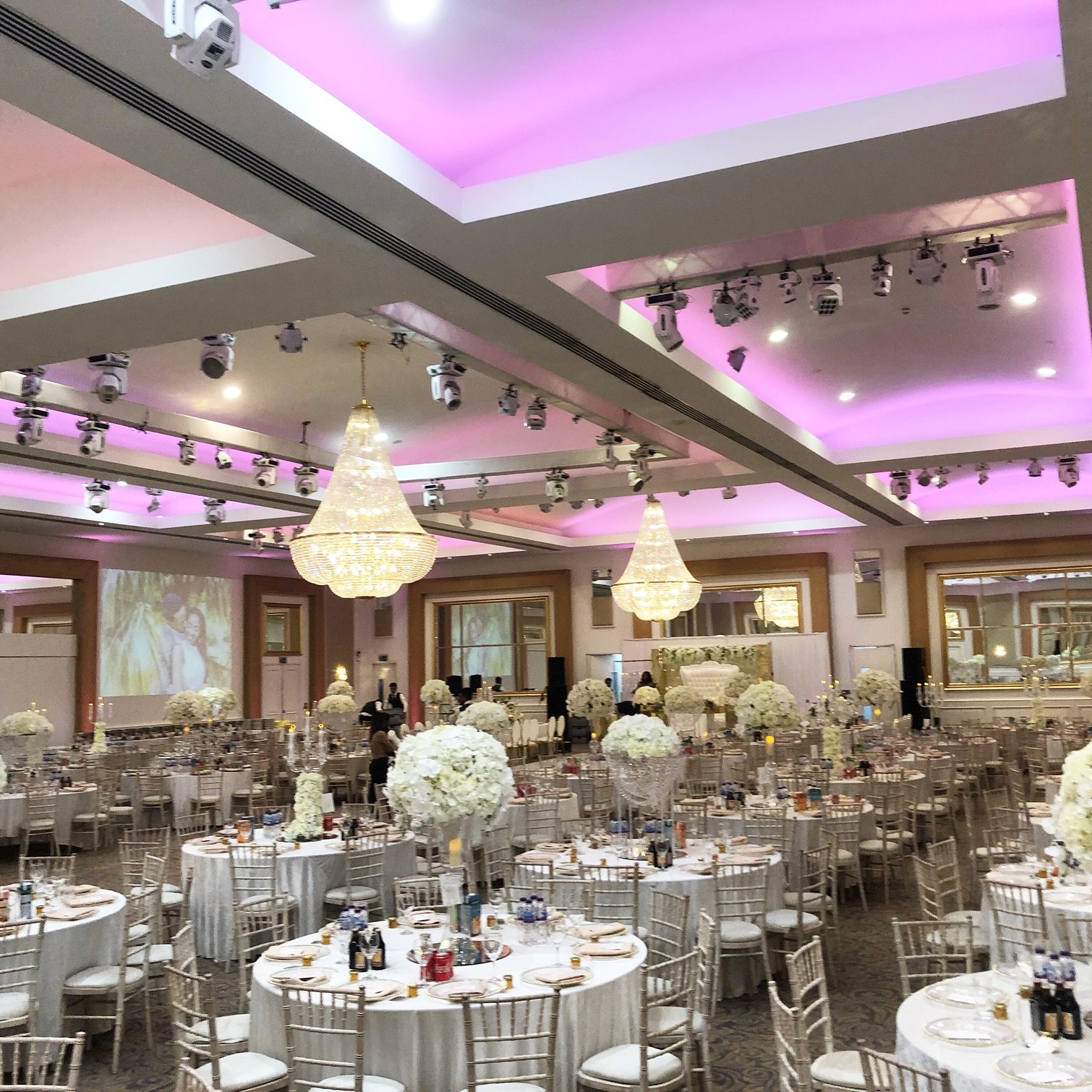 Venue Decoration 156