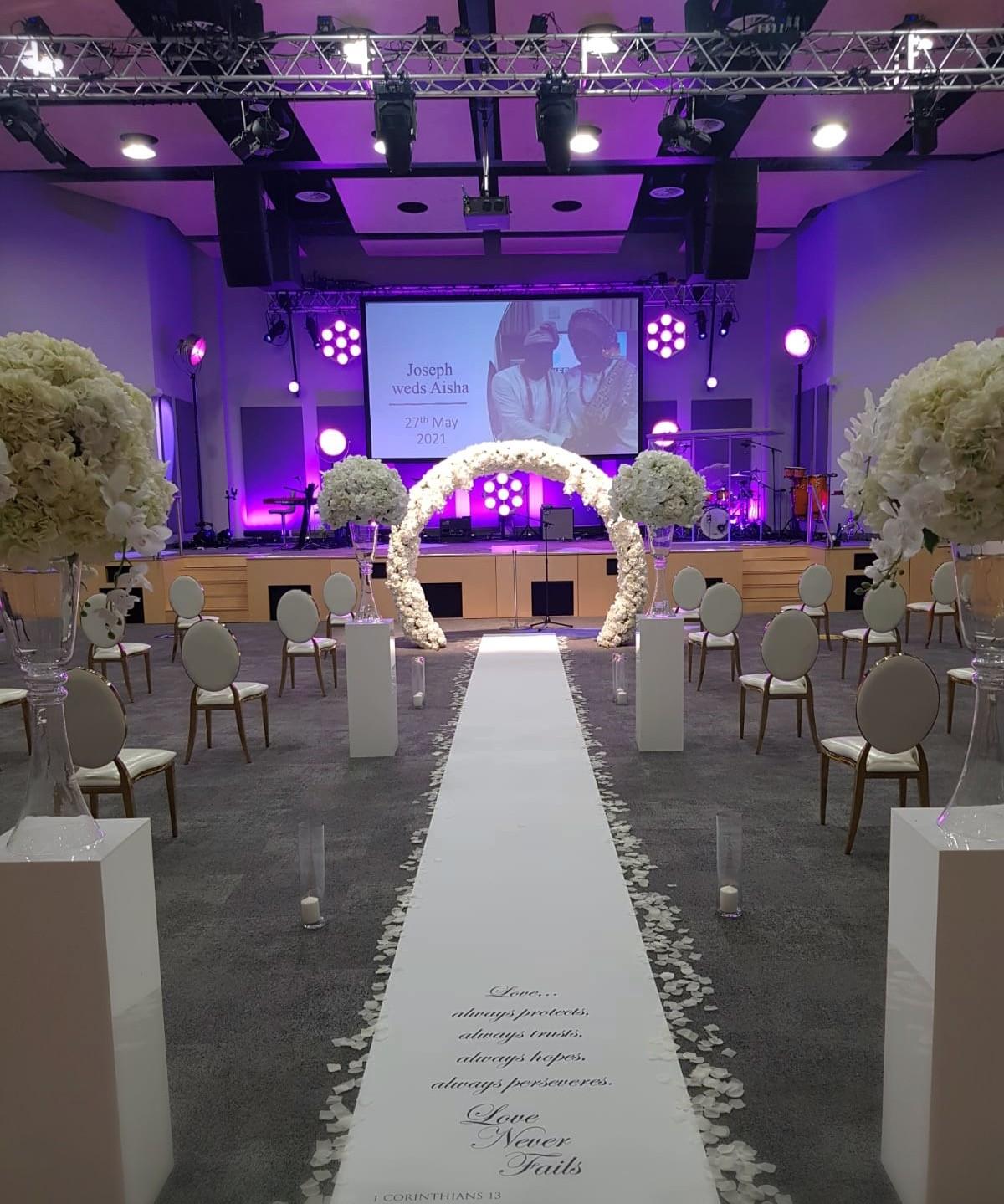 Wedding Aisle 1